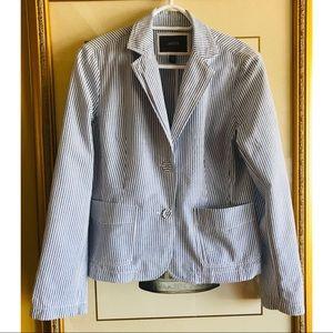 Jackets & Blazers - 🌸Seersucker Blazer